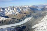 Glacier Flight