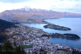 Queenstown from Bob's Peak Viewpoint