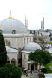 View from Hagia Sophia