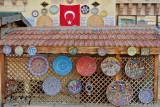 Ceramic work, one of famous souvenier
