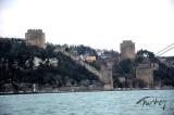 The Bosphorus cruise