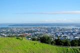 View of Auckland from Mt. Eden