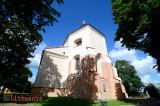 Trakai Church of the Visitation of Blessed Virgin Mary (XVth c.)