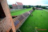 St. George's Church & Bernardine Monastery from Kaunas Castle