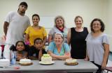 August Birthday Celebration at Zumba