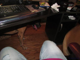 Space under my desk