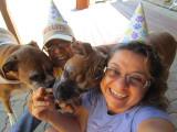 Happy 8th Birthday to Stone & Paisley Jade