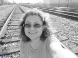 Me on the tracks