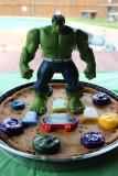 Avenger's B-day party