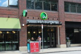 Wahlburgers was an awesome burger