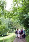 HF Guided Walking at Les Contamines (July 13-20, 2013)