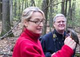 Dr. Jen Owen and American Robin
