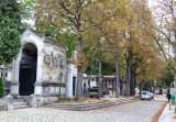 We visit the Père Lachaise Cemetery