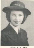 11. Mary B .N. Hill