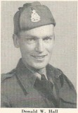 8. Donald W. Hall