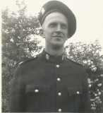 4. Pte. Pirrie-Harold Can. Army Overseas B-78663