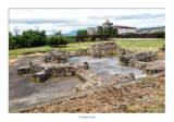 Ruinas del hospital de peregrinos de San Juan de Acre