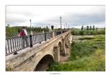 Puente sobre el rio Oja. Santo Domingo de la Calzada
