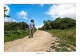 Comienza la travesía de los Montes de Oca, 12 kilómetros hasta San Juan de Ortega