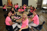 The Miss Virginia Teens and Teens-in-Training went to the Mission