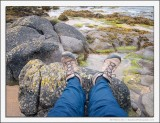 Rock Pools and Feet