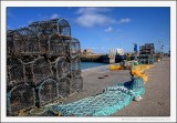 Lobster Pots and Fishing Nets