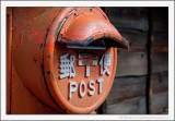 Traditional Postbox