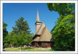 Traditional Wooden Church