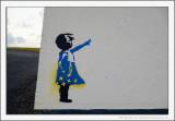 Not a Banksy