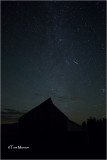 Perseid Meteor ( It was a good show But I didn't get much)
