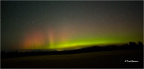 Northern Lights  ( A rare night in Eastern Washington State)