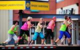 Groupe de dance Zumba été 2013