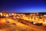 Vieux Port au coucher de soleil