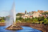 La fontaine de Chicoutimi