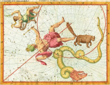 Plate 15 - Cassiopeia, Cepheus, Ursa Minor, Draco