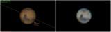 Mars with JPL Simulation Chart - 20160505 @ 06:25 UT