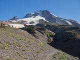 U.S.A., Oregon, Mt. Hood, Timberline Lodge to White River Hike 2014 07 (Jul) 30