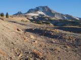 White River Ridge, Mt. Hood, Oregon, U.S.A. 2014 10 (Oct) 10