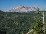Mt. St. Helens, Windy Ridge and the Plains of Abraham, Washington, U.S.A. 2015 06 (Jun) 14