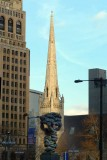A Center City Contrast