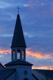 Sunrise Steeple