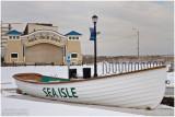 Snow in Sea Isle #1