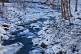 Creeks in Winter:  Cool View
