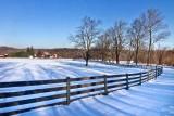 Snow at Springton Manor