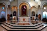 Inside the New St. Joseph Church