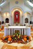 St. Joseph Church at Thanksgiving