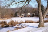 Ice Hockey on the Lakes in Downingtown, PA. (8)