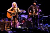 Emmylou Harris & Rodney Crowell at the Keswick Theatre