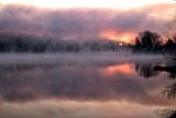 Mysterious Sunrise at Marsh Creek
