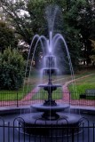 The Rededicated Marshall Park Fountain